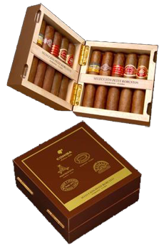 havana Seleccion Petit Robustos 2012 Travel Retail