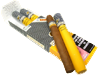 Cohiba: Siglo 3 Tubos Pack Of 3
