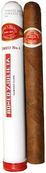 havana No.1 Tubos Pack Of 3