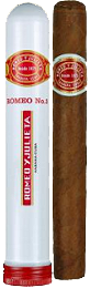 havana No.3 Tubos Box Of 10